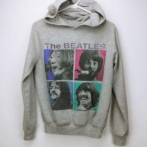 Gray Beatles Hoodie